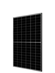 JA Solar 340W Mono MBB PERC Half-Cell MC4 (zwart frame / met lange kabel)