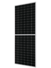 JA Solar 410W Mono PERC Bifacial glas-glas (zilveren frame)