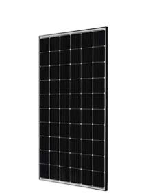 JA Solar 325W Mono PERC LW (zwart frame) MC4