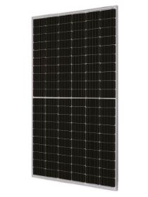 JA Solar 340W LW Mono PERC half cell (zilver frame / met korte kabel)